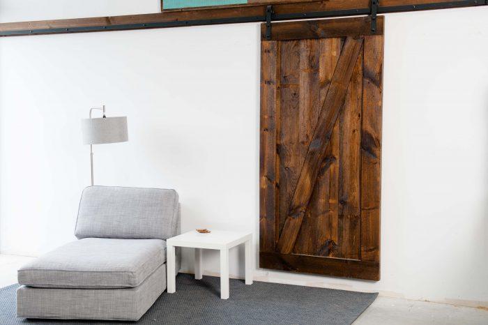 Parliment Style Barn Door